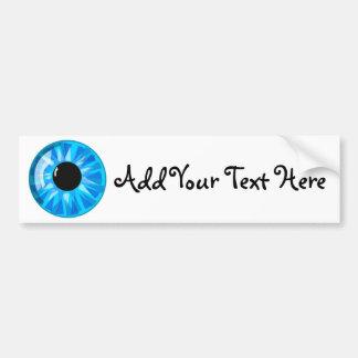 Blue Eye Bumper Sticker