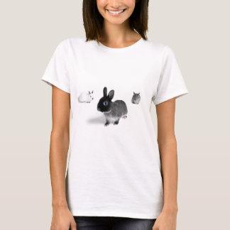 Blue Eye Bunnies T-Shirt