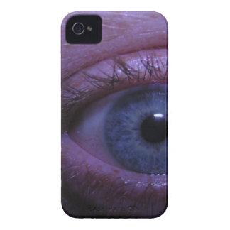 blue eye iPhone 4 cases