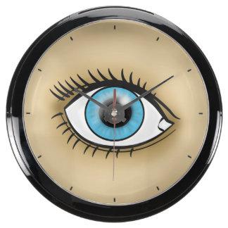 Blue Eye icon Aquavista Clock