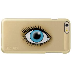 Blue Eye icon Incipio Feather Shine iPhone 6 Plus Case