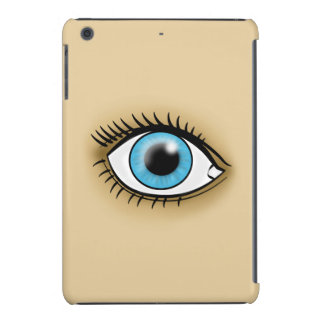 Blue Eye icon iPad Mini Retina Cover