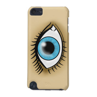 Blue Eye icon iPod Touch 5G Cover