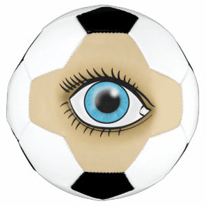 Blue Eye icon Soccer Ball