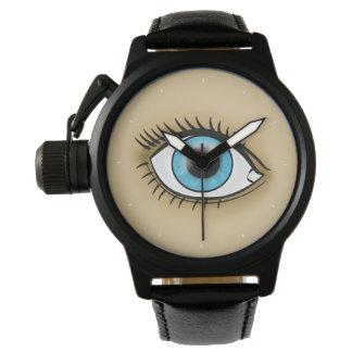 Blue Eye icon Wristwatch
