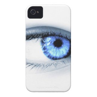 Blue Eye iPhone 4 Cases