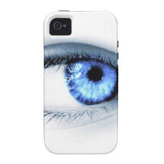 Blue Eye iPhone 4 Covers