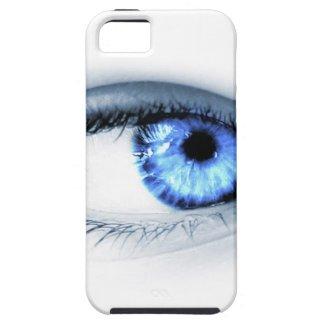 Blue Eye iPhone 5 Covers