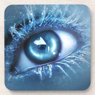 BLUE EYE.jpg Coaster