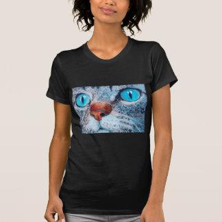 Blue-eyed Cat T-Shirt