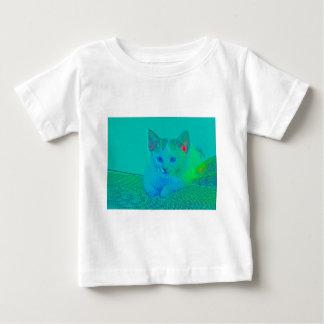 Blue Eyed Kitten Gifts Tee Shirt