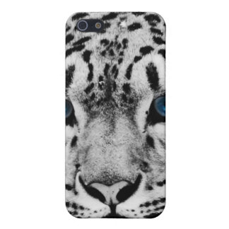 Blue Eyed Leopard Speck Case iPhone 4