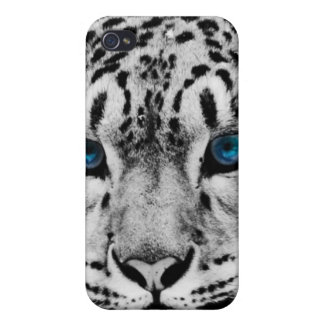 Blue Eyed Leopard Speck Case iPhone 4 iPhone 4/4S Cases