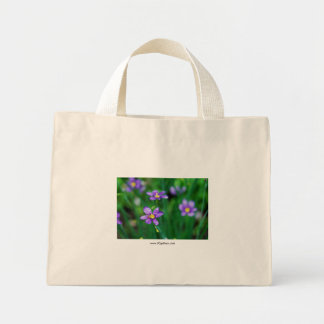 Blue-eyed Oat Grass, Tote Bag