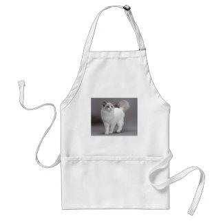 Blue-Eyed Ragdoll Cat Purfection Apron