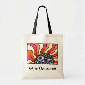 Blue Eyed Sun Bag