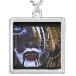 Blue Eyed Vamp Custom Necklace