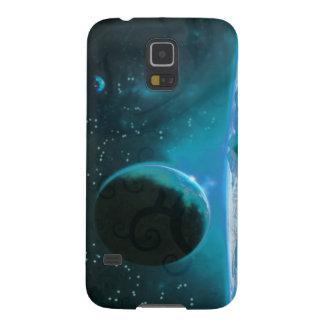 Blue eyed world galaxy s5 cases