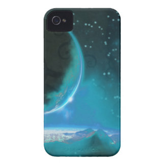 Blue eyed world iPhone 4 cover