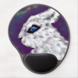 Blue Eyes (bunny) Gel Mouse Pad