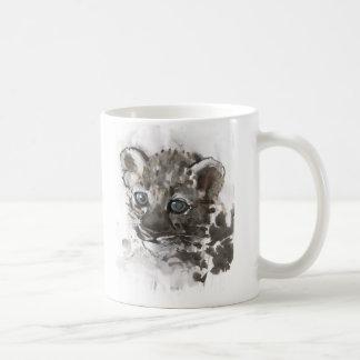 Blue Eyes Coffee Mug