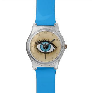 Blue Eyes icon Watch