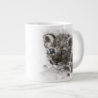 Blue Eyes Large Coffee Mug