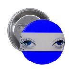 Blue Eyes meagre Pins