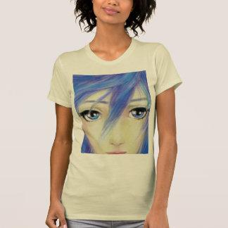 Blue Eyes Message T-Shirt