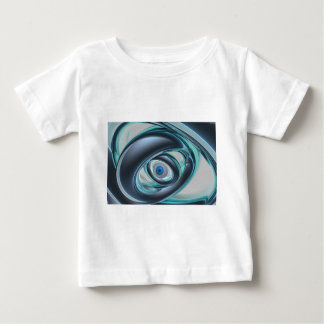 Blue Eyes of A Machine Infant T-shirt