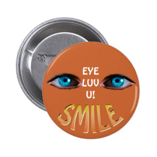 BLUE EYES Series Buttons