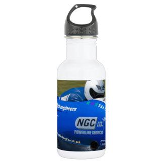 Blue F2 sidecar Water Bottle