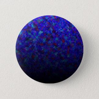 Blue Fade Customizables Pinback Button