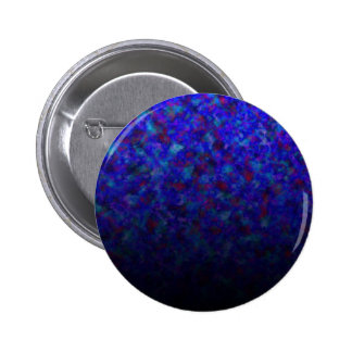 Blue Fade Customizables Pinback Button