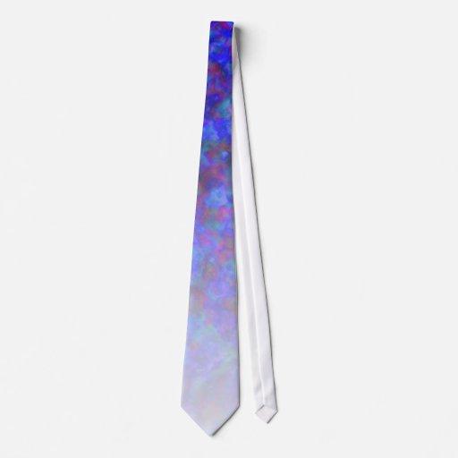 Blue Fade Customizables Tie