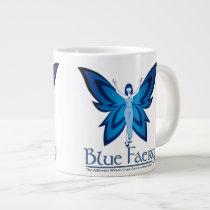 Blue Faery 20-ounce jumbo mug