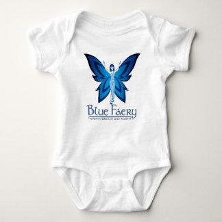 Blue Faery baby jersey bodysuit
