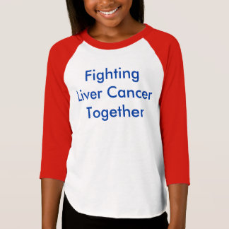 Blue Faery girls slogan 3/4-sleeve raglan t-shirt