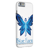 Blue Faery iPhone cases (many styles/devices)