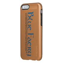 Blue Faery iPhone Feather® Shine case (3 colors)