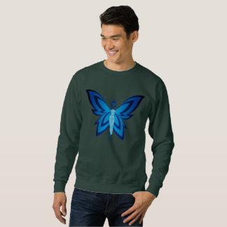 Blue Faery men's basic sweatshirt