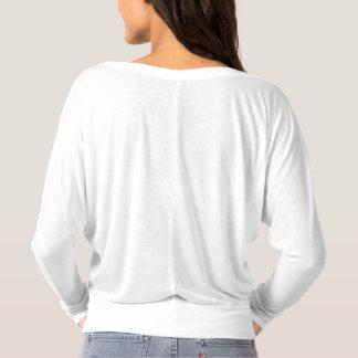 Blue Faery women's slogan long-sleeve t-shirt