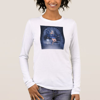 Blue fairy and lamplighter long sleeve T-Shirt