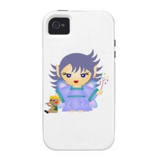 Blue Fairy Case-Mate iPhone 4 Cover