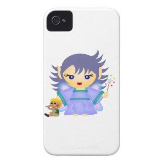 Blue Fairy iPhone 4 Case