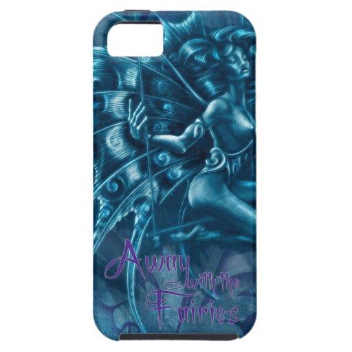 Blue Fairy Phone case iPhone 5 Cover