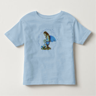 blue fairy ring tshirts