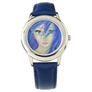 Blue Fairy Wrist Watch