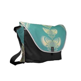 Blue Fairytale Courier Bag