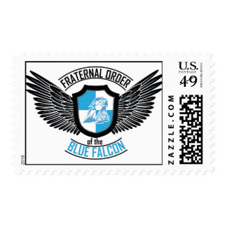 Blue Falcon Stamps